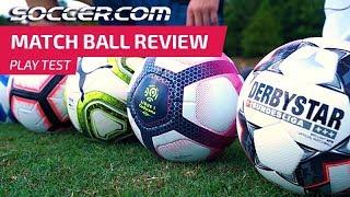 Soccer Ball Review: Best Match Balls of 2018