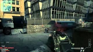 Call of Duty Modern Warfare 3 Multiplayer Gameplay PC [Deutsch/German] #001