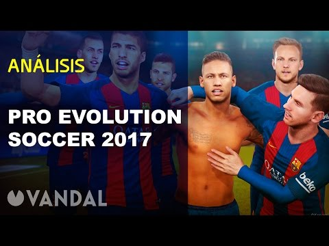 Análisis de PES 2017