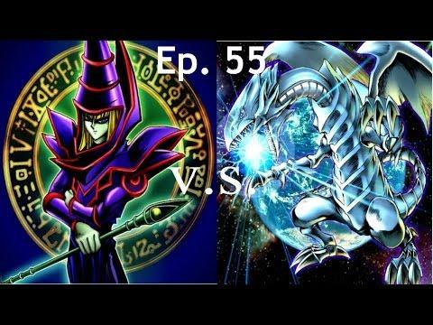 Dark Magician Control vs. Blue-Eyes [Match] | Team NEO Duels ep.55