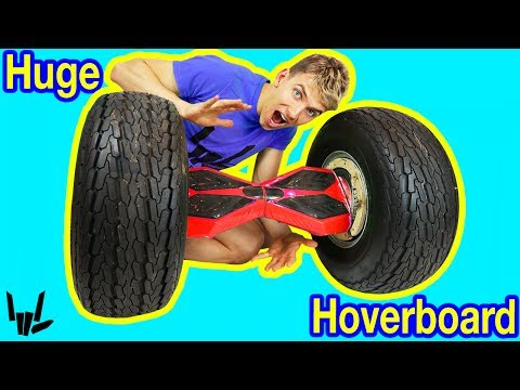 HUGE HOVERBOARD!!