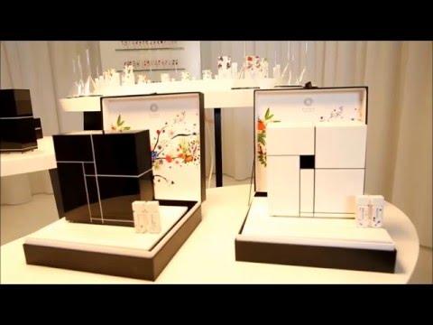 Revolutionary home fragrance system by ÊVERIE