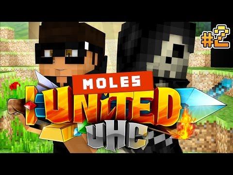 "UNITED UHC SEASON 2 | Ep.2 ""WHO IS THE MOLE?!"" ( Ultra Hardcore )"