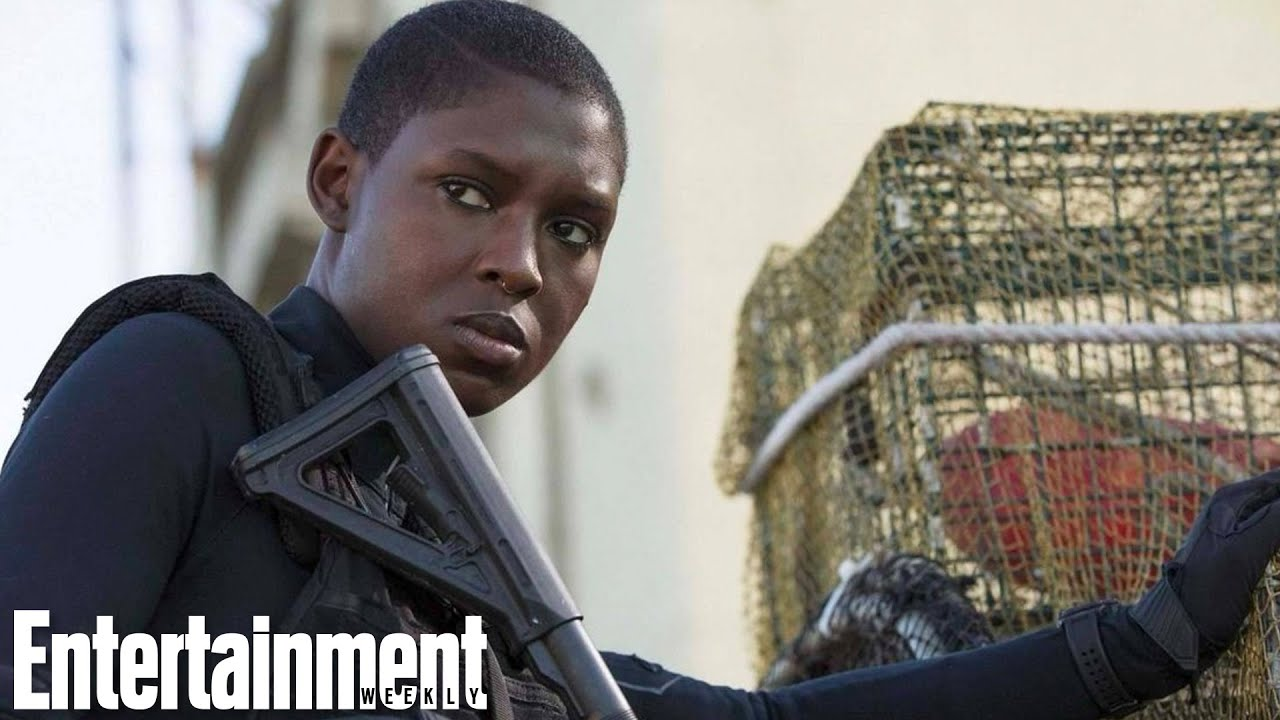 Jodie Turner-Smith on Becoming Hollywood's Most Exciting New Action Star