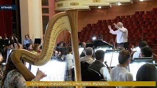 Օպերային արվեստի փառատոն Երևանում