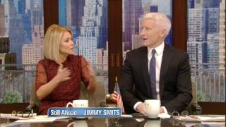 Anderson Cooper Talks About Inauguration Weekend