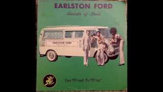 Earlston Ford: God is So Wonderful