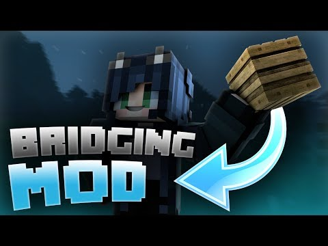 BREEZILY/MOONWALK/NINJA/JITTER Bridge Mod! [1.8.9]