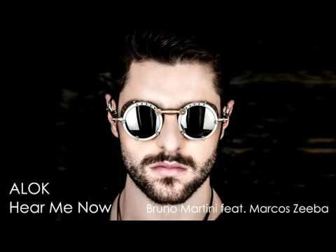 ALOK & Bruno Martini feat. Marcos Zeeba - Hear Me Now (SPIRIT OF LONDON 2016)