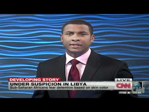 Bad time to be a black man in Libya'
