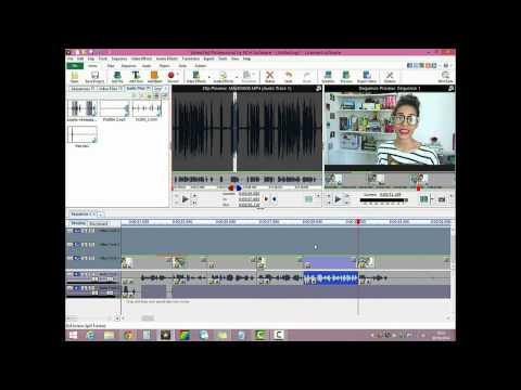 VIDEO PAD: Como editar vídeo online e registrar grátis