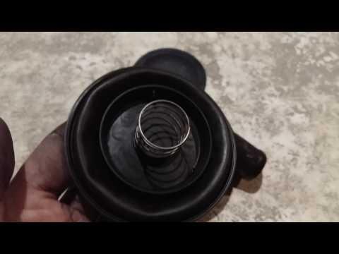 Замена сальников клапанов на фольксваген пассат б3