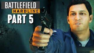 Battlefield Hardline Walkthrough Part 5 - Episode 4 (Single Player)