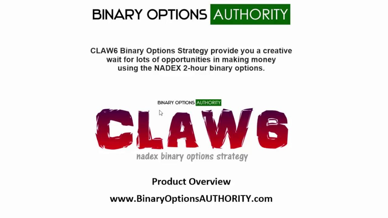 Hourly binary options strategy
