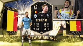 9 IF GARANTITI dal FUORICLASSE con DE BRUYNE 94 e SALAH 92 nel TOTW! FIFA 20 PACK OPENING ITA