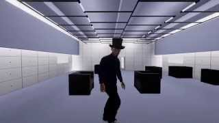 Jamiroquai Game - Re-enact THAT Famous Virtual Insanity Video!