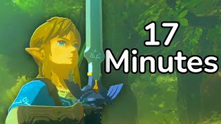 The Incredible History of the Master Sword Speedrun