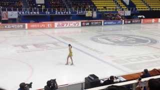 Yuna Kim - 2013 Golden Spin Of Zagreb SP Dress Rehearsal