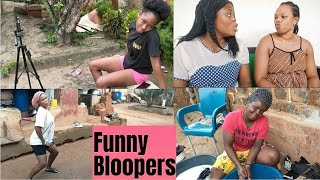 HILARIOUS BEHIND THE SCENES | HELPING MY SISTER START UP HER CHANNEL