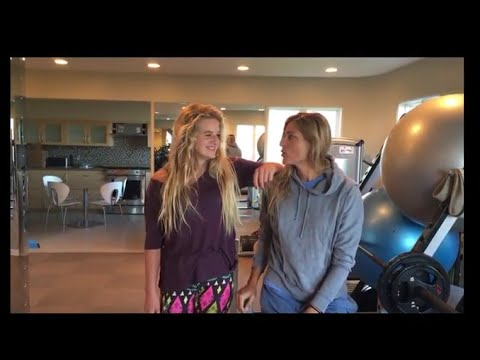 Step off the Scale with Gabby Reece and Reece Hamilton
