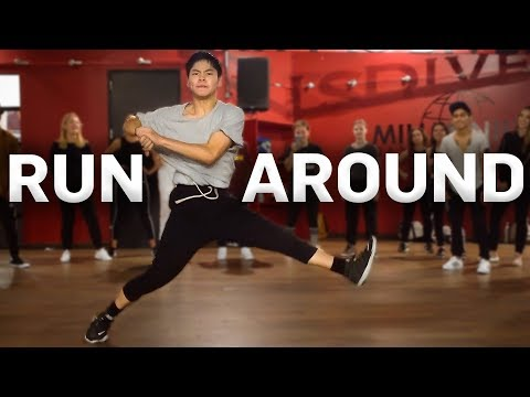 SONNY - Run Around | Choreography by @NikaKljun