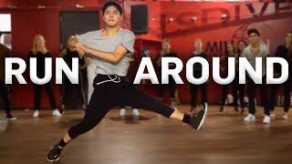Gambar cover SONNY - Run Around | Choreography by @NikaKljun