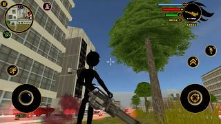 Real Stickman Game Crime Simulator #13  |  byNaxeex Corp |  Android GamePlay FHD