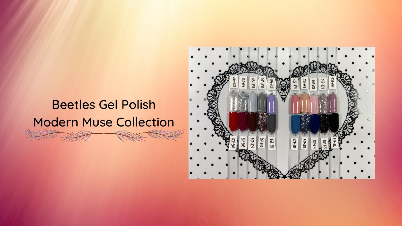 Beetles Gel Polish-Modern Muse Collection
