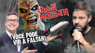 Fábio Rabin - Iron Maiden no Rock in Rio / Políticos fumando um / Seguro de Vida