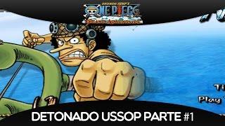 [PS2/NGC]One Piece Grand Adventure - Detonado Parte 1[USSOP]
