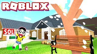 Buying a House and Becoming a Landlord in Roblox - Roblox Home Tycoon - DOLLASTIC PLAYS!