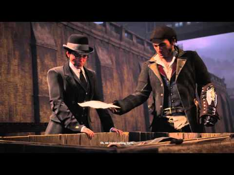 Assassin's Creed: Syndicate - Research And Development: Engine Acquired, Ned Wynert Chat Cutscene