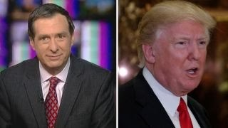 Kurtz  Poll says Trump unfair to media