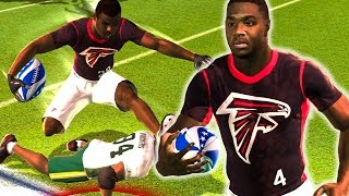DOWN TO THE WIRE! - NFL TOUR GAMEPLAY   PACKERS VS FALCONS