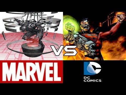 Ultron VS Cyborg Superman (CBVS#30)
