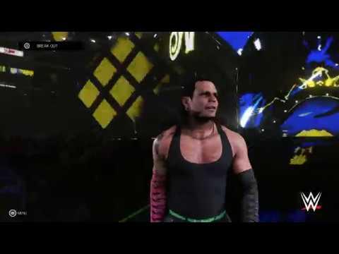 WWE 2K19 The Evolution Of Jeff Hardy's Swanton Bomb & Twist Of Fate! ( WWF Smackdown To WWE 2K19 )