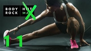 BodyRock HiitMax | Workout 53 - Strengthen, Tighten, and Tone your Butt