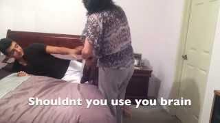 Drug Prank On Mom