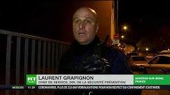 Asnières-sur-Seine : la police municipale à la manœuvre pour faire respecter le couvre-feu