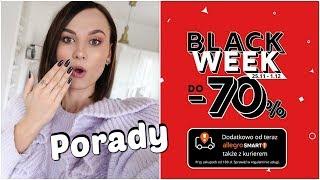 Black Week| Moje triki