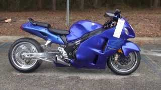 Used 2007 Suzuki Hayabusa Motorcycle for sale Georgia Florida