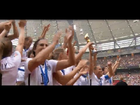 USWNT 2015 Fifa Womens World Cup Champions!