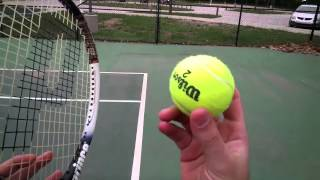 STEMbite: The Physics of Tennis