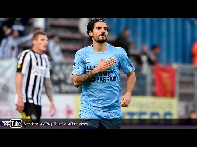 2014-2015 - Jupiler Pro League - PlayOff 1 - 09. SC Charleroi - Club Brugge 2-3