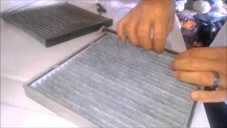 Diy Cabin Air Filter Replacement - Toyota 4runner