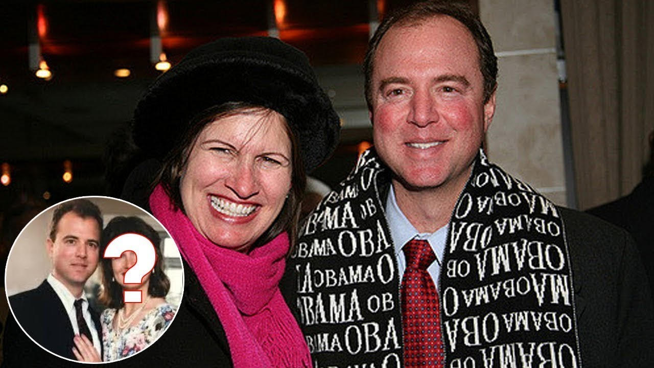 The Truth About Adam Schiff's Wife - Eve Schiff - YouTube