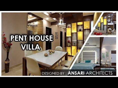 Penthouse Villa, Designed by Ansari Architects (Tamil)