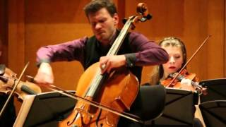 Hans-Henning Ginzel: A. Dvořák, Concert for Cello and Orchestra, H-Minor - II Adagio, ma non troppo