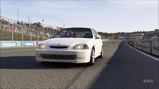 Forza Motorsport 6 - Honda Civic Type-R 1997 - Test Drive Gameplay (XboxONE HD) [1080p60FPS]