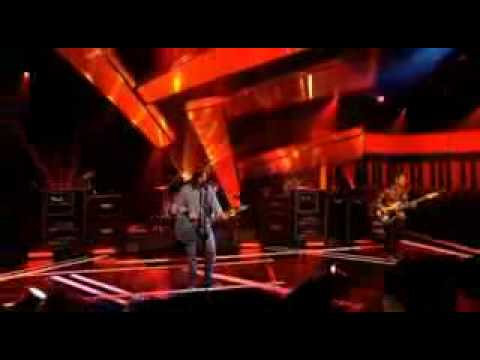 Foo Fighters - Wheels [Later Live... with Jools Holland].flv